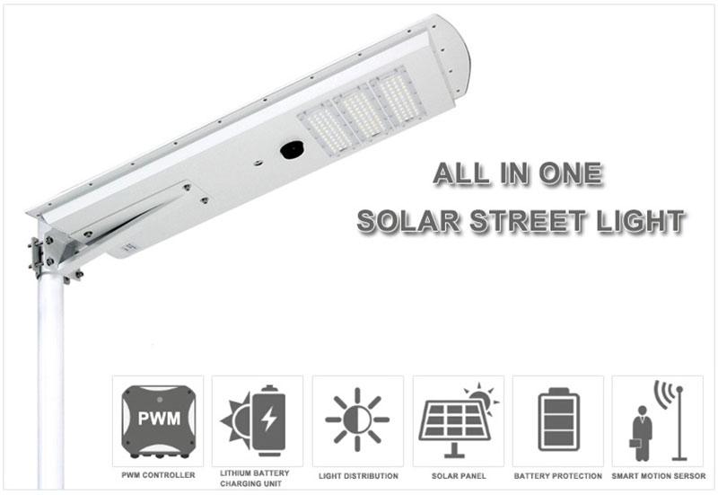 2000 lumen solar light