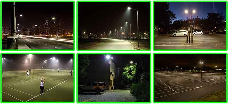 300 watt led street light