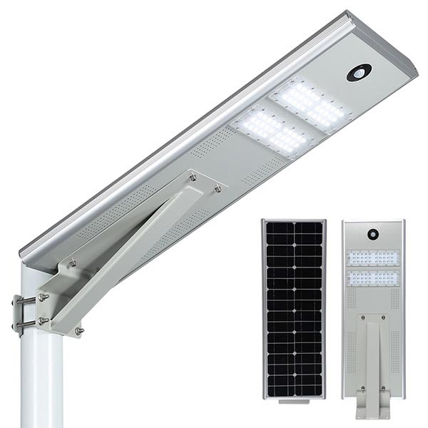 30w all in one solar street light