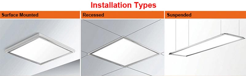 600x600 light panel for suspended ceiling