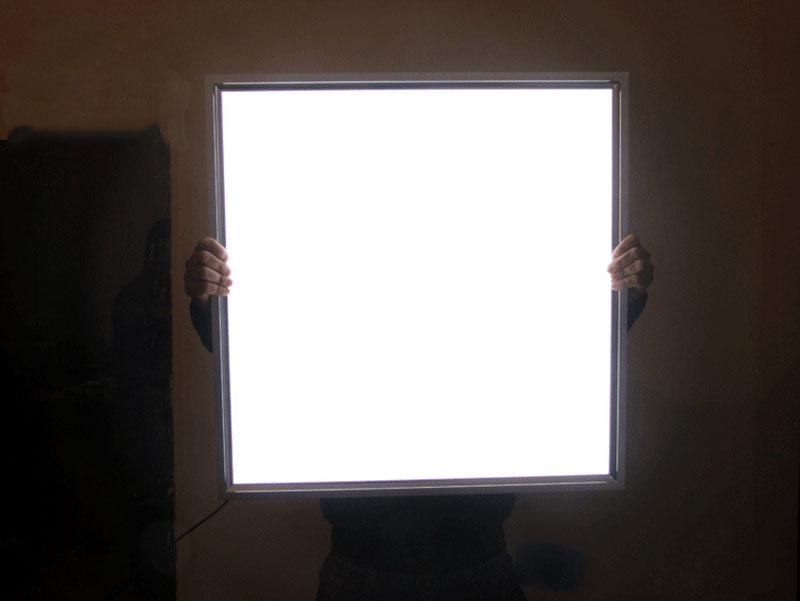 flat 2x2 led panel light