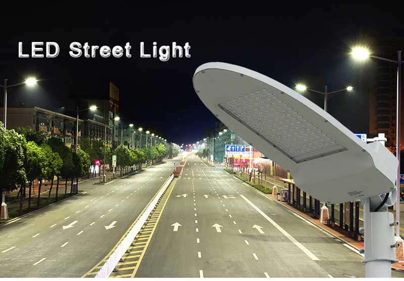 led luminaires for road and street lighting