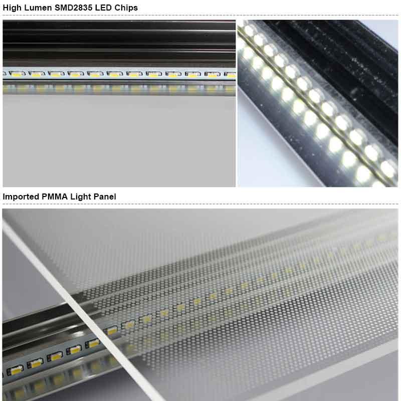 led panel light 600x600 60x60
