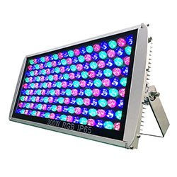 multi color led flood lights