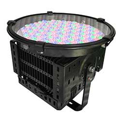 smart rgb flood light