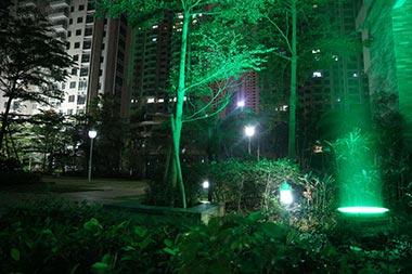 green led flood light 100w 200w 300w 500w