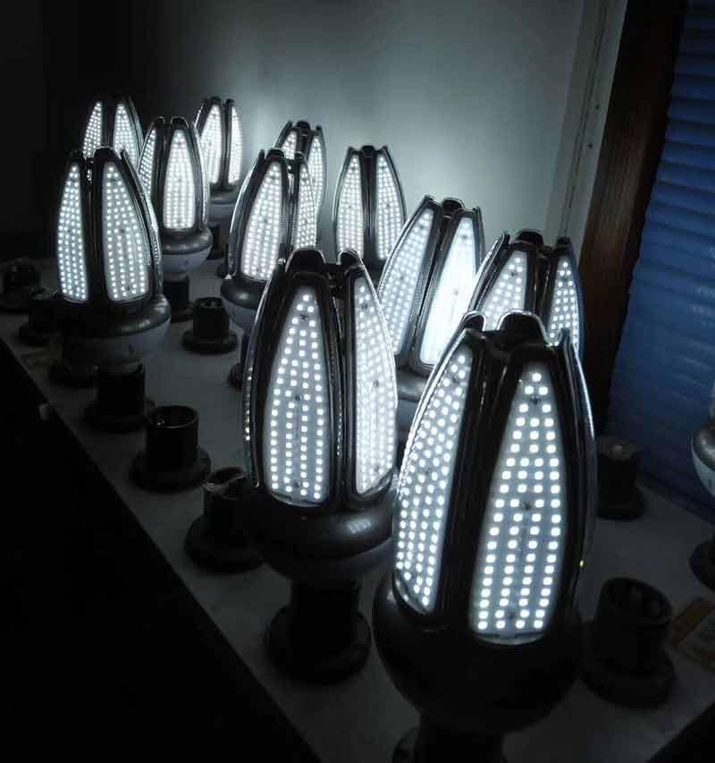 ip65 waterproof led corn bulb