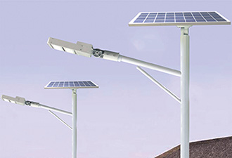 solar led street light manufacturer in china
