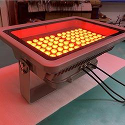 100 watt rgb led flood light
