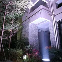 200 watt rgbw led flood light