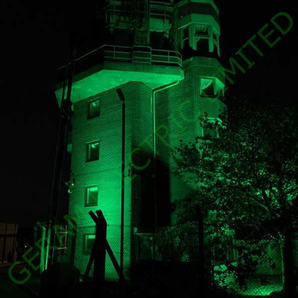 200w rgb led flood light