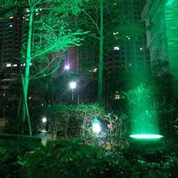 300 watt rgbw led flood light