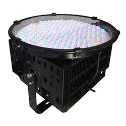 500 watt rgbw led flood light
