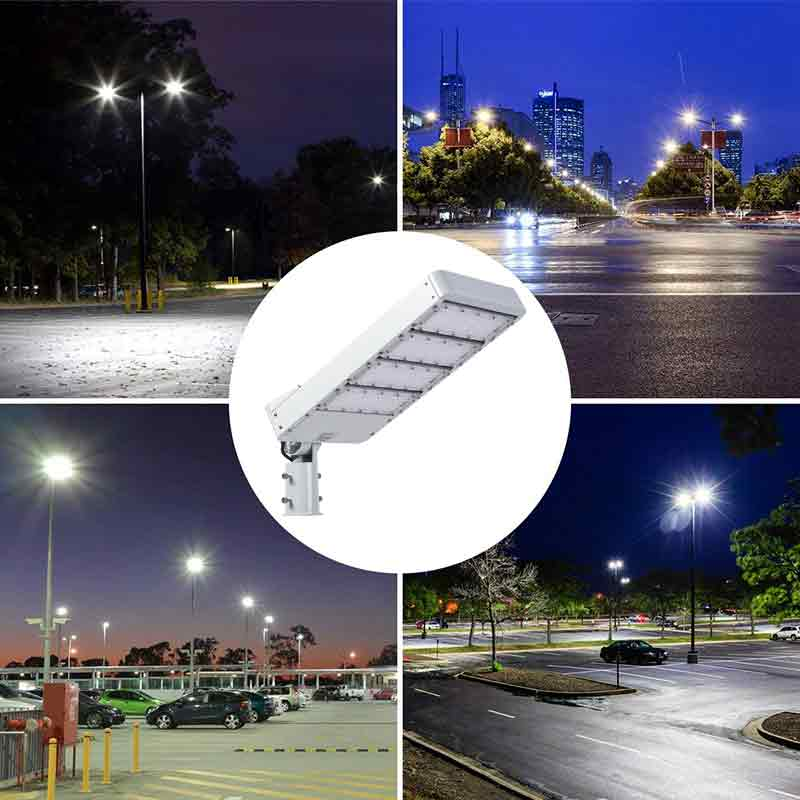 commercial outdoor led street lights for sale