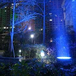 dmx led spotlight
