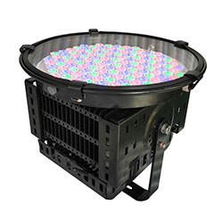dmx rgb led flood light