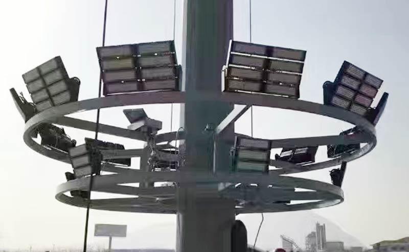 high mast led flood light led tunnel light
