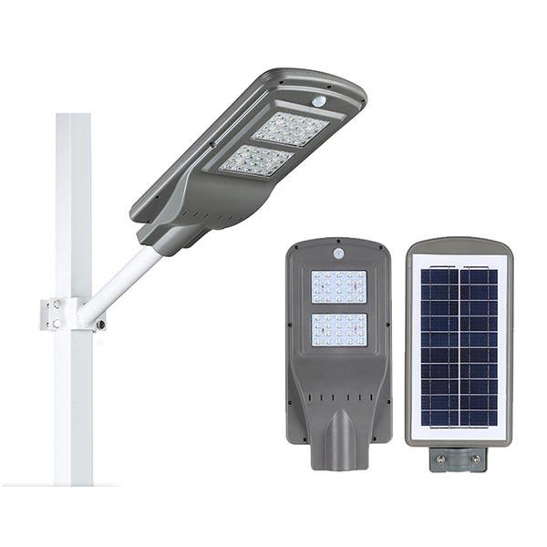 led solar street light 60w