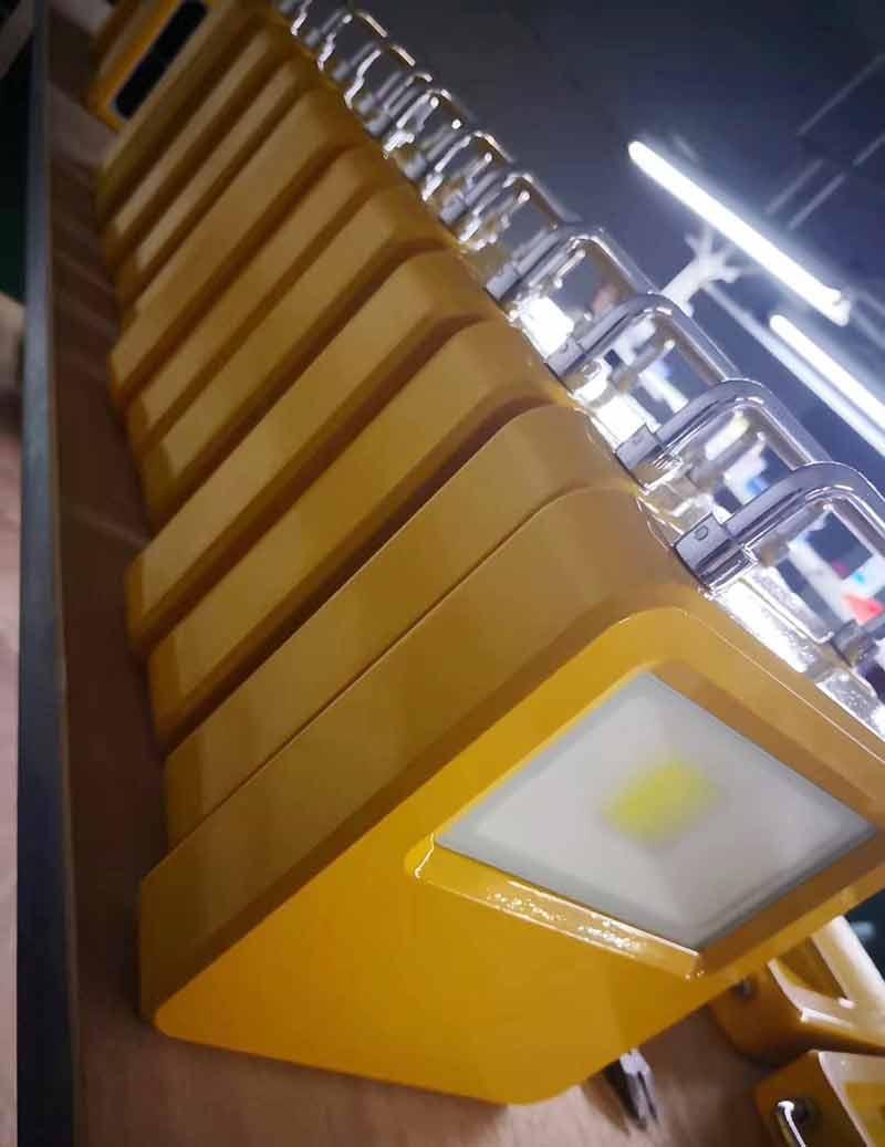 solar rechargeable light