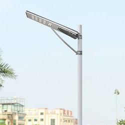 100 watt 120 watt 150 watt all in one led solar street lamp