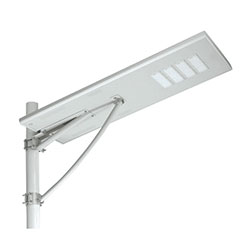 150w integrated all in one solar powered led street light