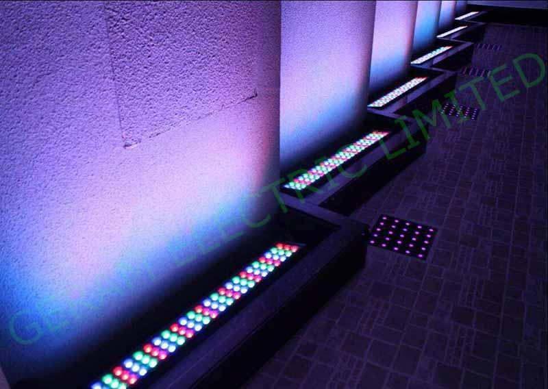 18 watt 24 watt 36 watt 48 watt rgb led wall washer light