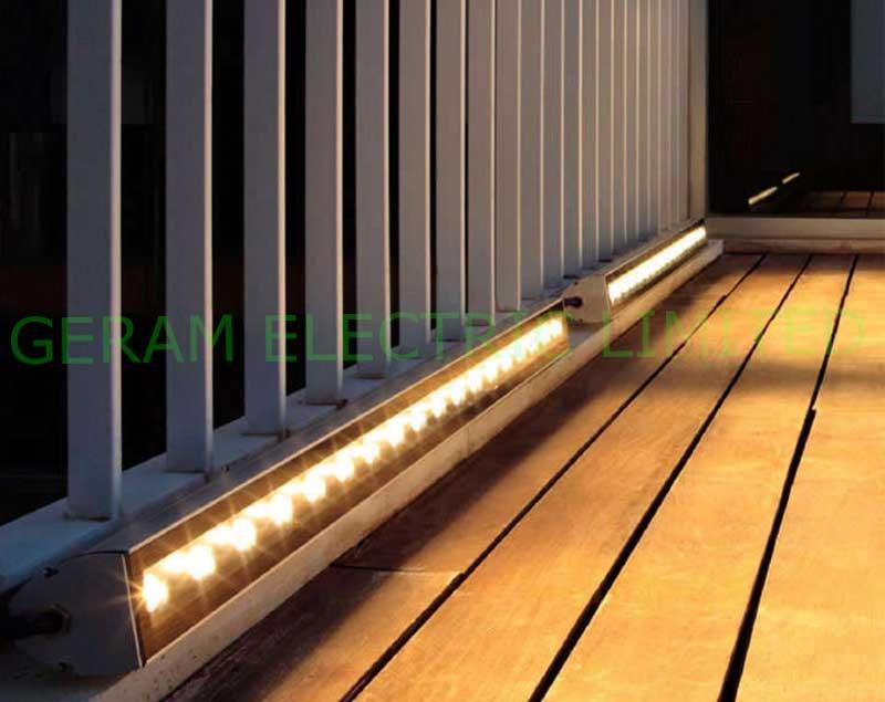18 watt 24 watt 36 watt 48 watt rgbw led wall washer light