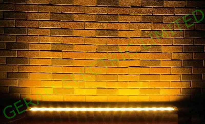 18w 24w 36w 48w 72w 108w dmx512 led wall washer light