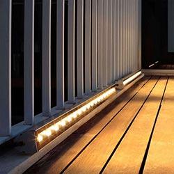 18w 24w 36w 72w 108w rgb rgbw led wall washer lamp