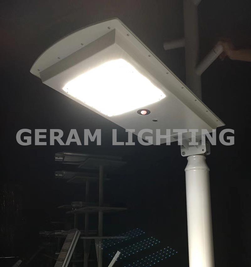 25 watt 30 watt all in one solar led street light