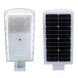 25w integrated solar powered led street light