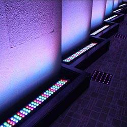 48 watt 72 watt 108 watt dmx led wall washer light