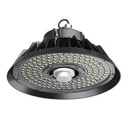 100w 150w 200w 240w motion sensor ufo led high bay light