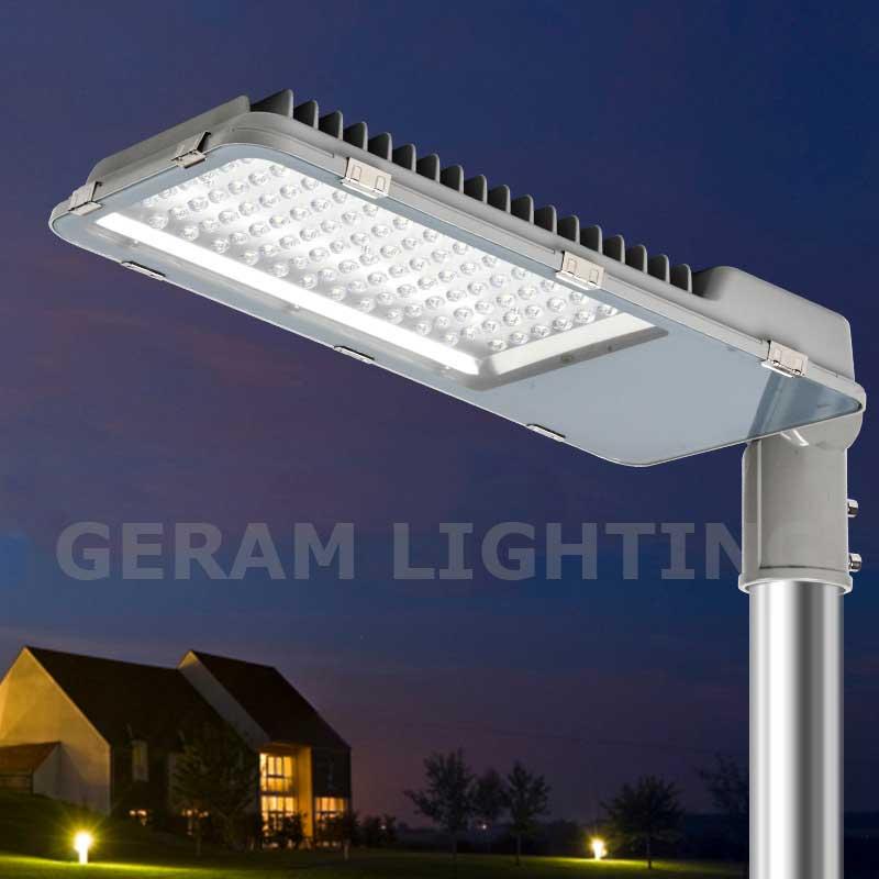 100w led street light fixtures