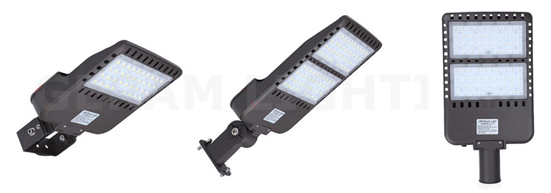 110v electric led street light