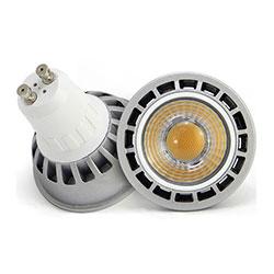 12v 120v 230v gu5.3 mr16 gu10 dimmable led spotlight