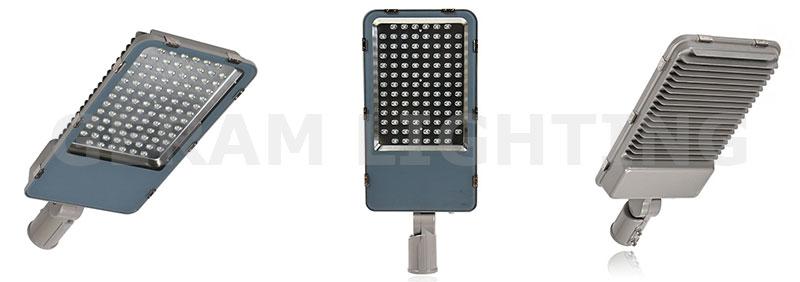 150w led street light fixtures