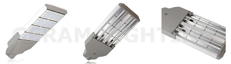 200w led street light fittings