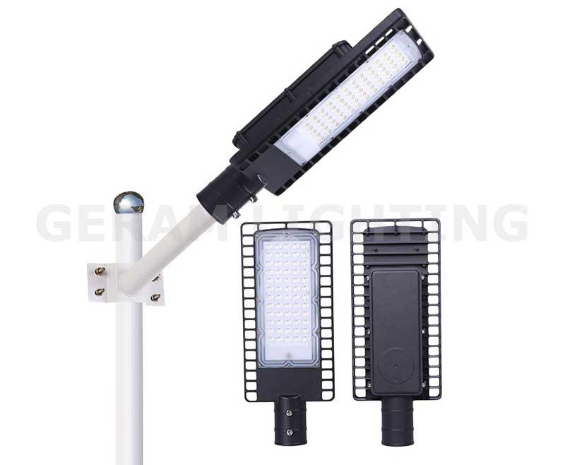 50w led street light luminaires