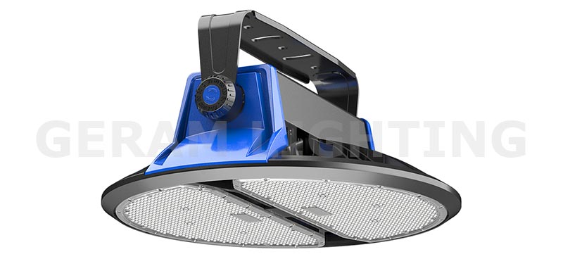800w high temperature led high bay light
