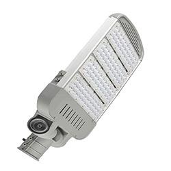 high lumen 3000k 6500k rotatable led street light heads