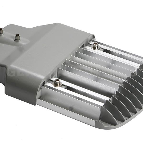 high pressure sodium replacement led street light 100w