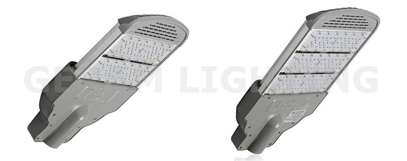 high pressure sodium replacement led street light 150w