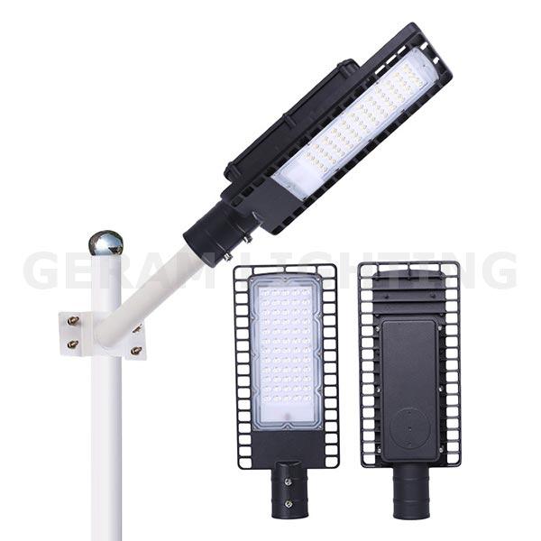 led street light luminaires