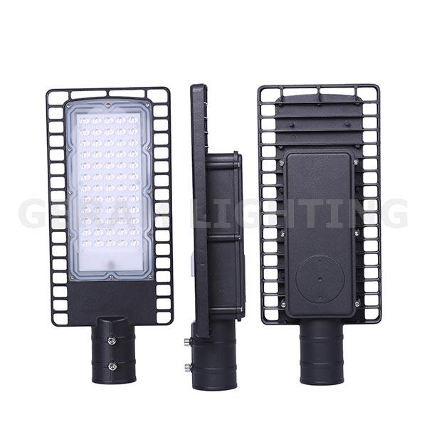 outdoor led street light luminaires
