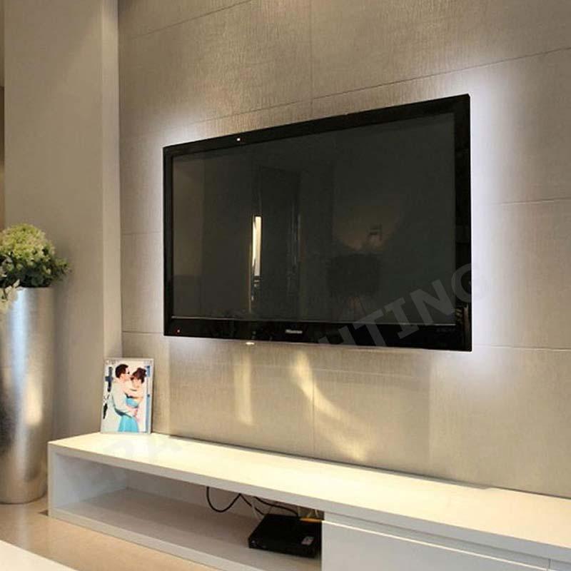 5v usb led strip light for tv