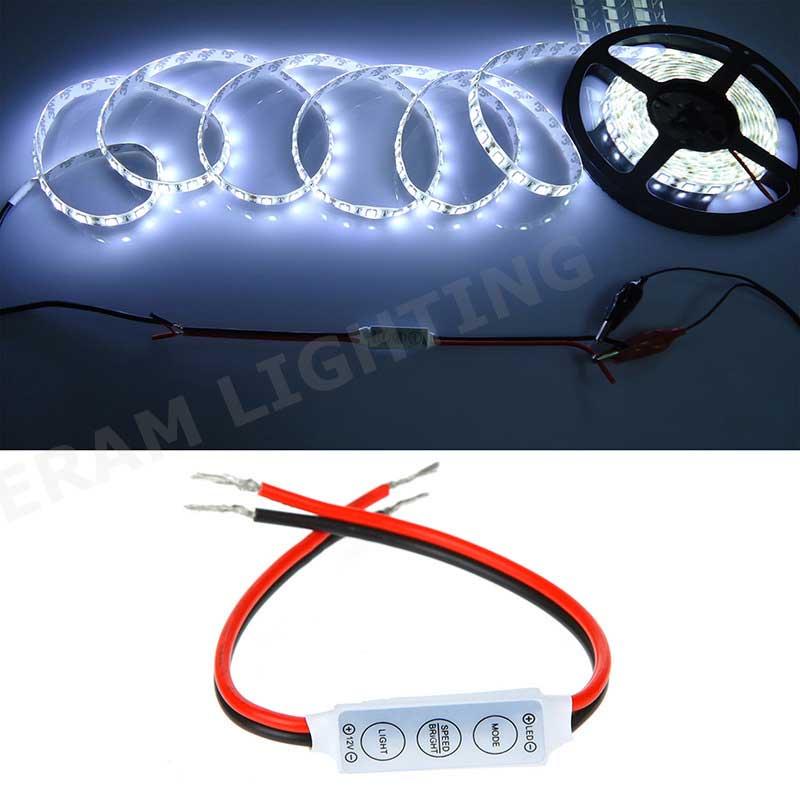 dc 12v 24v dimmable led strip light