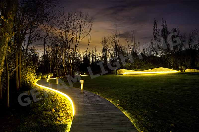 dimmable ip65 neon led strip light