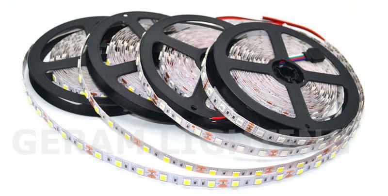 smd 5050 led tape light rope light