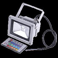 Remote Control LED Flood Light